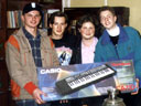 Победители БК-mania'96: Hold, Mup, MiR, WG